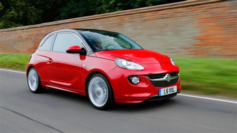 vauxhall adam vauxhall adam review top gear