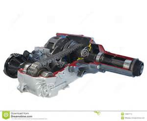 Electric Car Moving Parts Car Parts Transfer Electric Shift Stock Photos