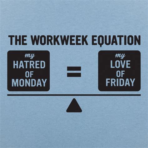 Tees Monday monday math workweek equation t shirt 6 dollar shirts