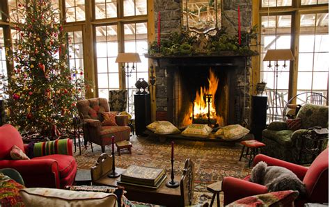 christmas decorating ideas for log homes cabin decorating cabin interior design ideas