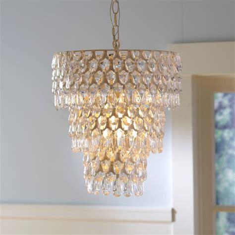 chandeliers for girl bedrooms teardrop chandelier traditional chandeliers by pbteen
