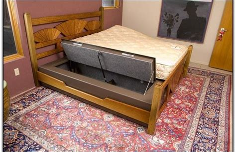 Bed Frame Gun Safe Bed Frame Gun Safe 15 Places To Mount A Pistol Safe In