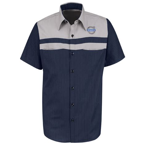 Kaos Custom Mechanic volvo technician sleeve shirt sp24vl