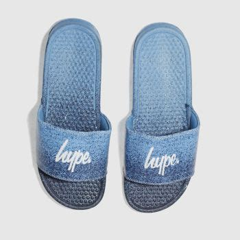 Hype Sliders In Navy s sandals sale s flip flops slides and sandals