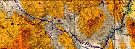 lajitas texas map big bend map