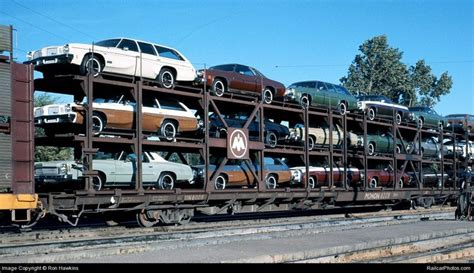Car Rack Types by 23 Best Images About Open Railroad Auto Rack Cars On