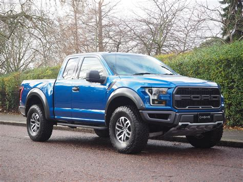 rhd ford  raptor supercab car dealerships uk