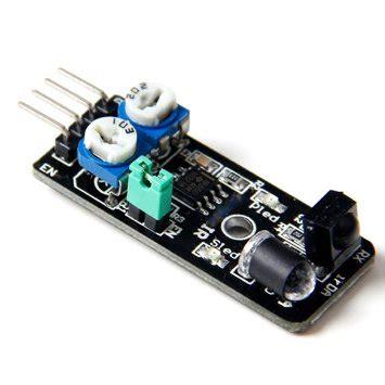 Ir Infrared Obstacle Avoidance Sensor Module ir obstacle avoidance sensor etech