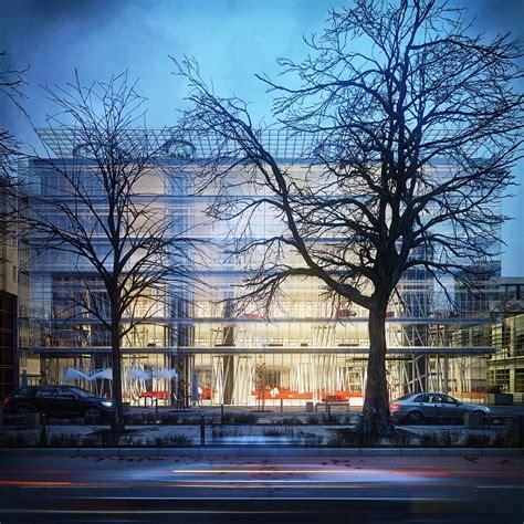dbox rendering of toyo ito s sendai mediatheque 3d architectural