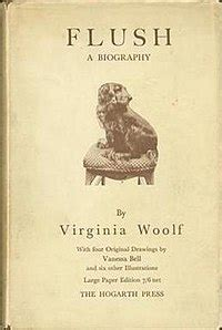 biography book on virginia woolf flush a biography wikipedia