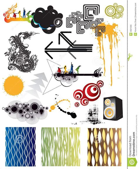 graphic design elements royalty free stock photos image graphic design elements stock vector image of design