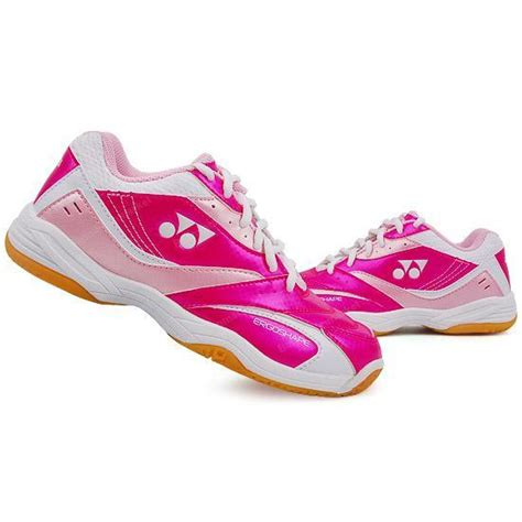 Kaos Badminton Yonex 65 Merah Pink yonex shb 49lcex womens badminton shoes pink tennisnuts