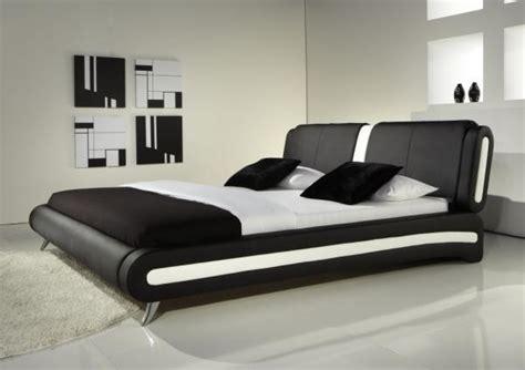 modern furniture naples fl naples modern leather bed