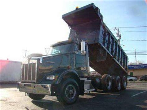 new t800 kenworth for sale 1998 kenworth t800 17 5ft tri axle dump truck cummins n14