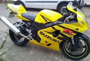 Suzuki Gsxr 600 K4 Specs Suzuki Gsxr 600 K4 Yellow