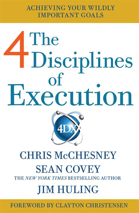 4 disciplines of execution 0857205838 4 disciplines of execution book by sean covey official publisher page simon schuster au