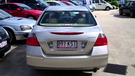 Sparepart Honda Accord Vtil 2007 honda accord vti l luxury sedan automatic