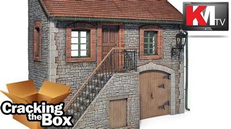 Farmhouse Kit miniart ardennes building 1 35 unboxing amp detailed