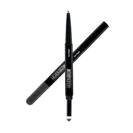 Pensil Alis Coklat Maybelline jual makeup fashion brow duo shaper pensil alis sociolla