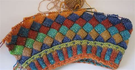 which is easier crochet or knitting entrelac jacket knits for better or for worse