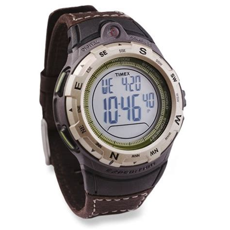 timex expedition digital compass rei
