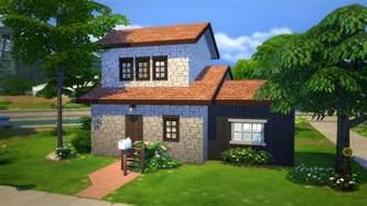 Modern House Garage Tartare Maison Pour Les Sims 4