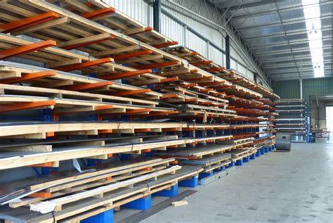 Cantilever Racking Second by Cantilever Racks 1