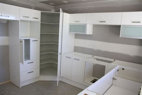 Free Standing Corner Cabinet