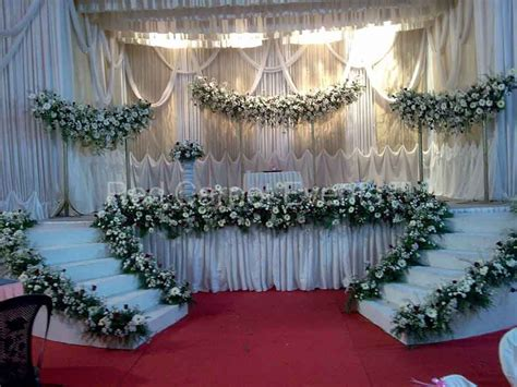 wedding stage decoration ideas kerala stunning wedding stage decorations for christians in
