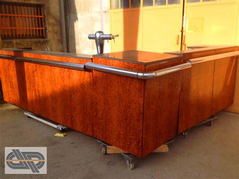 comptoir bar occasion comptoir de bar 3m 4 portes tirage 224 bi 232 re occasion