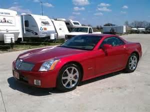 2004 Cadillac Xlr For Sale Find Used 2004 Cadillac Xlr Roadster Convertible Garage