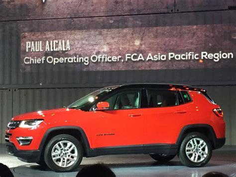 jeep india price jeep compass price in india inr 14 95 20 65 lakhs ex
