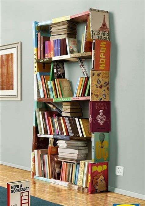 cool bookshelf ideas cool and unique bookshelves designs for inspiration