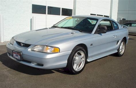 ford opal 1994 mustang paint cross reference