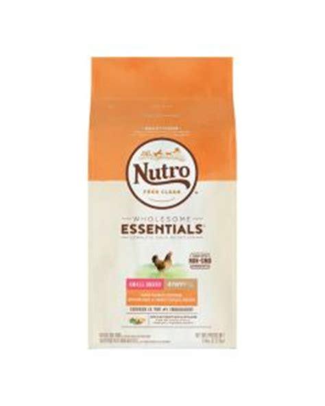 nutro small breed puppy food buy nutro in canada homesalive ca