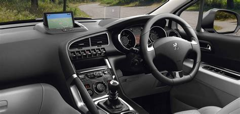Peugeot 3008 Dashboard Peugeot 3008 2015 Dashboard Gallery