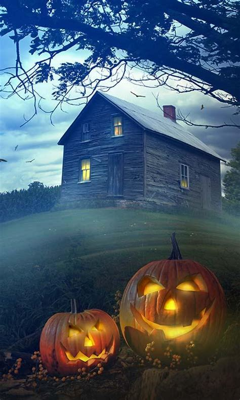 cool themes for j2 haunted house live wallpaper android apps on google play
