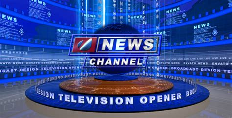 tv show powerpoint templates after effects project files broadcast design tv news