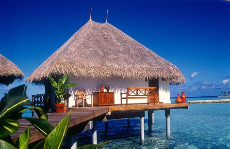 maldives - Bungalow In The Water
