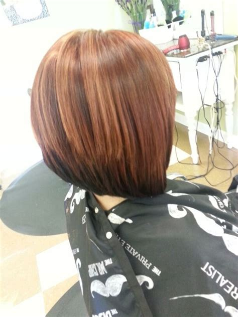 reverse ombre short hair short bob hairstyles inverted bob reverse ombre black