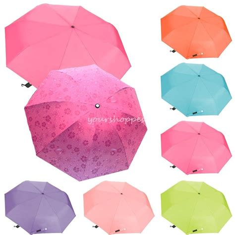 shoes that change color in the sun color changing magic umbrella sun protection