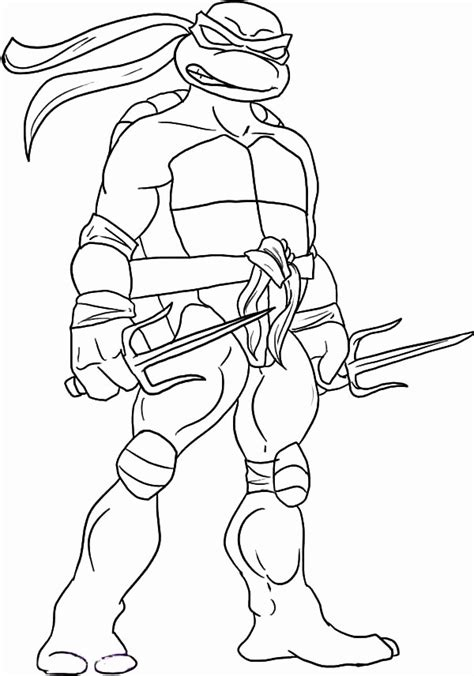 Ninja Turtles Michelangelo Coloring Page Coloring Home Michelangelo Coloring Pages