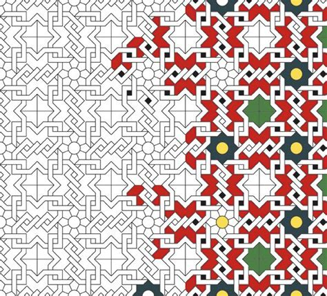 pattern in islamic art pdf 198 best images about drawing islamic celtic on