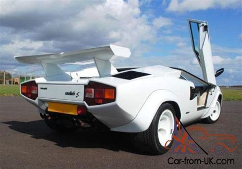 1982 Lamborghini Countach For Sale 1982 Lamborghini Countach Lp5000s