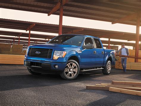 2014 Ford F 150 STX SuperCrew Sport Package Photo Gallery