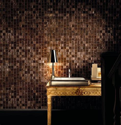 copper bathroom tiles copper colour bisazza glass mosaic tiles bathroom bliss