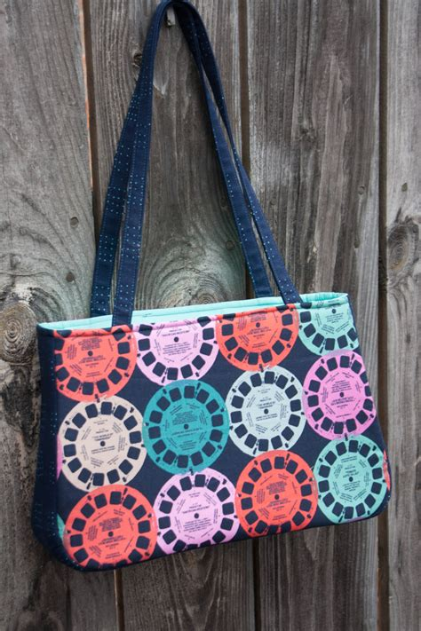 free pattern handbag free pattern baker street bag sew sweetness