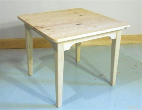 Children S Table by Building A Children S Table