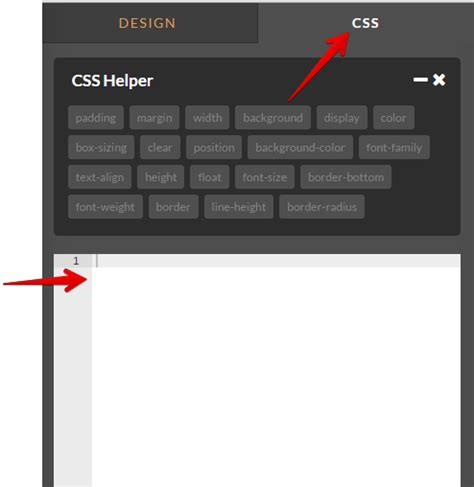 tab layout html css remove the form background and make it responsive jotform