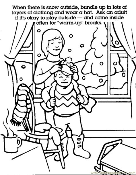 mcgruff halloween safety coloring sheet coloring pages